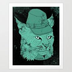 Bobcatfederate  Art Print