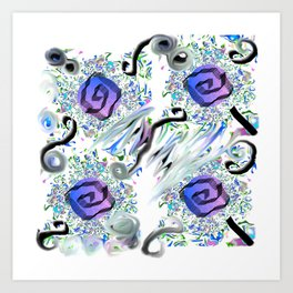 Wind 14 Art Print