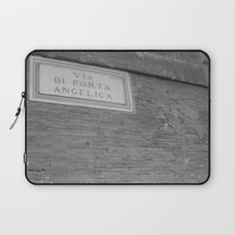 The Door is Always Open. Laptop Sleeve