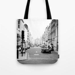 London street Tote Bag