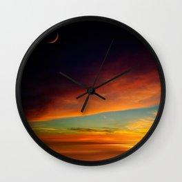 SERPIA Wall Clock