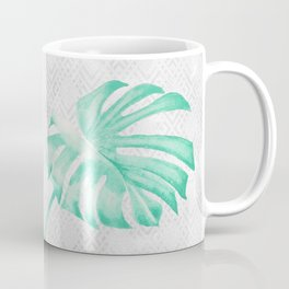 city leaf Coffee Mug