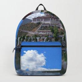 Breathtaking Lovely Antique Castle Asia UHD Backpack