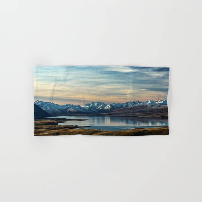 Over The Mountains Hand & Bath Towel
