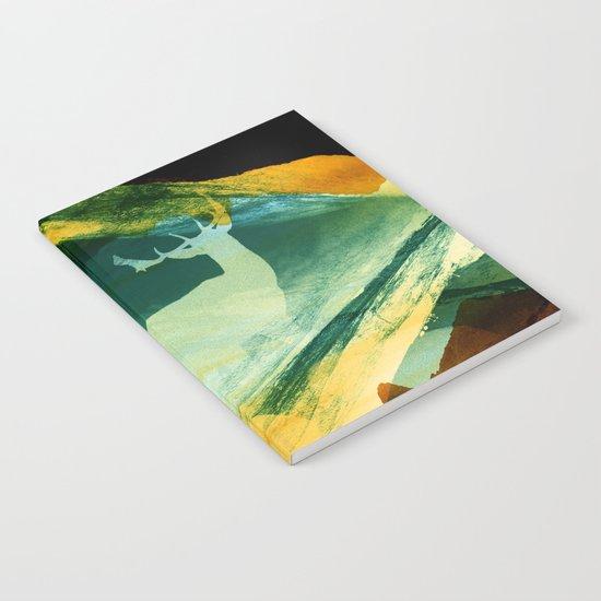 Native Dreamcatcher Notebook