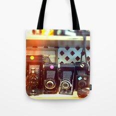 Camera Shop Tote Bag