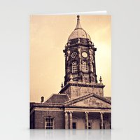 dublin Stationery Cards featuring Dublin by Brugha