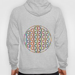 Flower of Life Colored | Kids Room | Delight Hoody