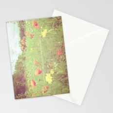 A life without love is like a year without summer.  Stationery Cards