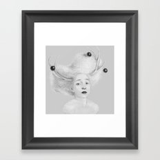 #38 - Dangle Framed Art Print