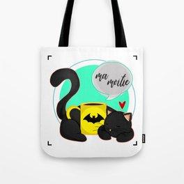 Ma Moitie (Jane + Maximoff) Tote Bag