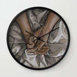 Supplication Wall Clock