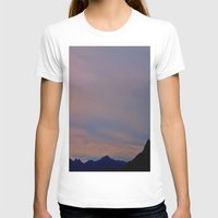 spanish T-shirts featuring spanish skies by ginaspinelli