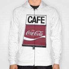 Coca-Cola Cafe Hoody