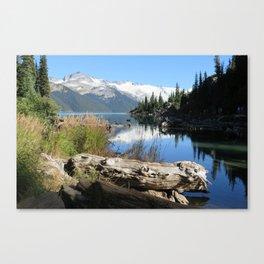 Garabaldi Lake  Canvas Print
