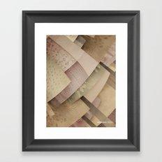Explore colour Framed Art Print