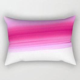Pink Ombre Rectangular Pillow