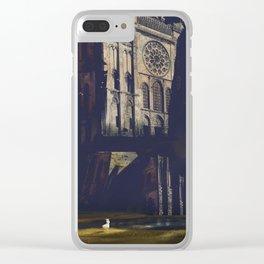 Whitestone Castle Clear iPhone Case