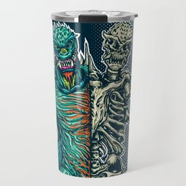 Kaiju Monster Travel Mug