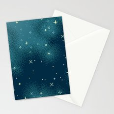 Northern Skies IV Stationery Cards