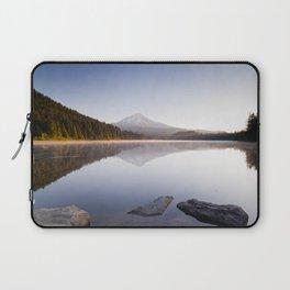A Trillium Morning Laptop Sleeve