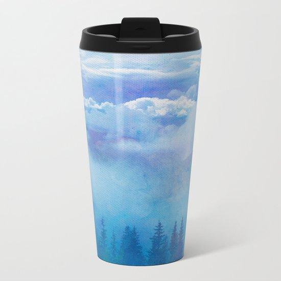 Enchanted Scenery 5 Metal Travel Mug