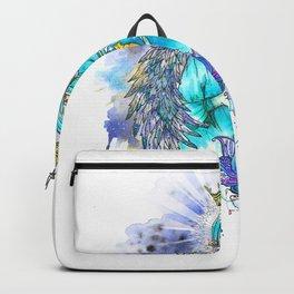 Golden Heart Backpack