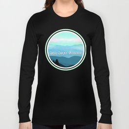 The Great Smoky Mountains Long Sleeve T-shirt