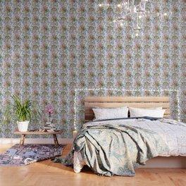 Marie Antoinette's Boudoir Wallpaper