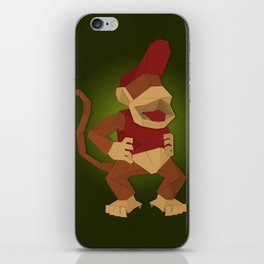 Diddy Kongami iPhone Skin