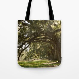 Oak And Moss Tote Bag