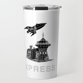 Corporate Delivery Travel Mug