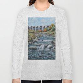 The Nine Arches, Tredegar Long Sleeve T-shirt