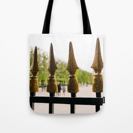 Jardin du Palais Royal Tote Bag