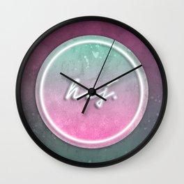 hej. Wall Clock
