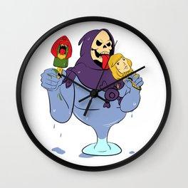 Ice Cream Parlor of Grayskull Wall Clock