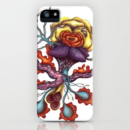 Toxic II: 2 iPhone Case