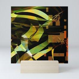 organic digital Mini Art Print