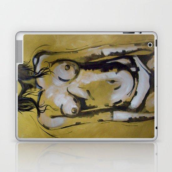 oro tribe Laptop & iPad Skin
