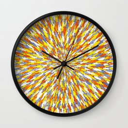 Roches #1 Wall Clock