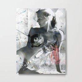Modern Age Metal Print