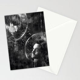Call me across the universe Stationery Cards