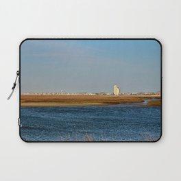 Beach To Beach View Laptop Sleeve
