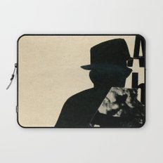 Mystery Man Laptop Sleeve