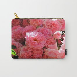 Cape Rose Blooms  Carry-All Pouch