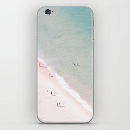 beach - summer of love iPhone Skin