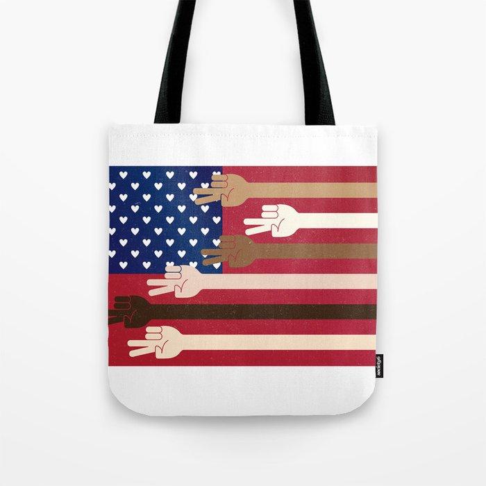 United Together Tote Bag