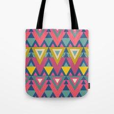 Geometric Chic again and again Tote Bag