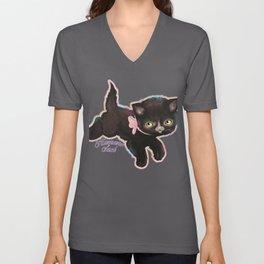 Good Kitty Unisex V-Neck