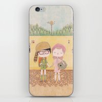 moonrise kingdom iPhone & iPod Skins featuring moonrise kingdom by yohan sacre